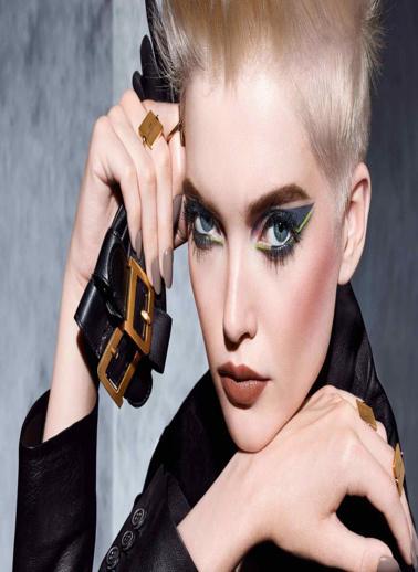 Dior Dior Diorshow Pro Liner Waterproof 456 Matte Lime Renkli